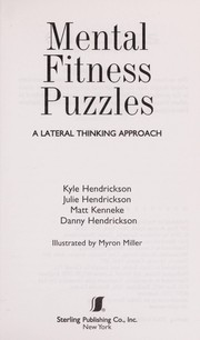 Cover of: Mental Fitness Puzzles