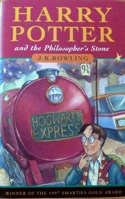Cover of: Harry Potter and the Philosopher's Stone