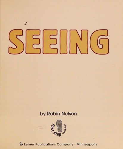 [Senses] by Robin Nelson
