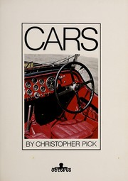 Cover of: Cars in Color | Pick