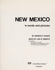 Cover of: New Mexico in words and pictures