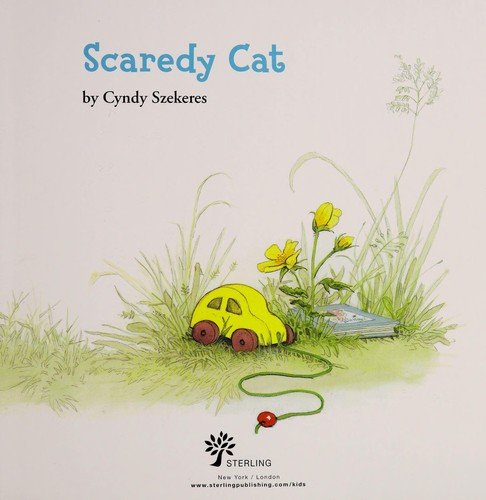 Scaredy cat by Cyndy Szekeres