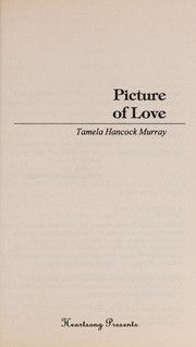 Cover of: Picture of Love (Heartsong Presents #213)