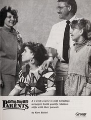 Cover of: Getting Along With Parents