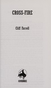 Cover of: Cross-fire | Cliff Farrell