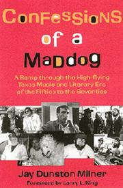 Cover of: Confessions of a maddog