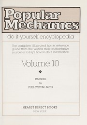 Cover of: Popular mechanics |