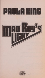 Cover of: Mad Roy's Light | Daniel King