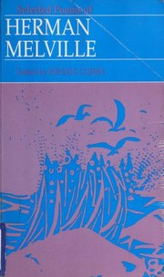 Cover of: Selected poems of Herman Melville