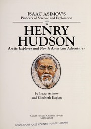 Cover of: Henry Hudson | Isaac Asimov