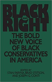 Cover of: Black and right