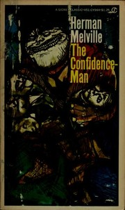 Cover of: The confidence-man: his masquerade