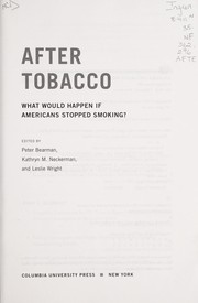 Cover of: After tobacco | Peter S. Bearman