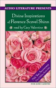 Cover of: Divine Inspirations of Florence Scovel Shin