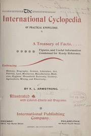 Cover of: The international cyclopedia of practical knowledge | F. J. Schulte