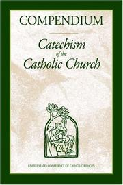 Cover of: Compendium of the Catechism of the Catholic Church