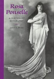 Cover of: Rosa Ponselle