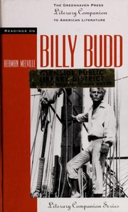 Cover of: Readings on Billy Budd | Laura Marvel, book editor.