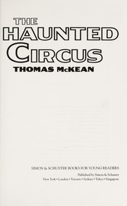 Cover of: The haunted circus