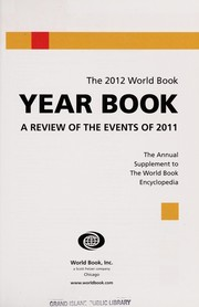 The 2012 World Book year book
