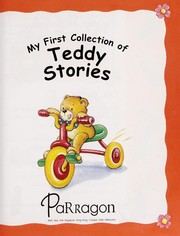 Cover of: My First Collection of Teddy Stories |