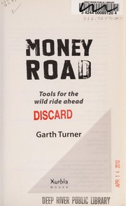 Cover of: Money road