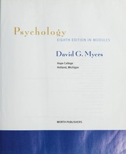 Cover of: Psychology