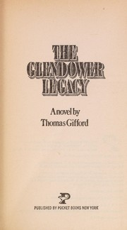 Cover of: Glendower Legacy