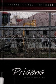 Cover of: Prisons (Social Issues Firsthand) |