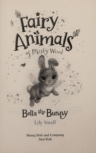 Bella the bunny by Lily Small