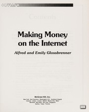 Cover of: Making money on the Internet