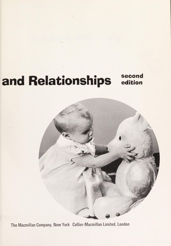 Children: development and relationships ... 2nd ed by Mollie Stevens Smart