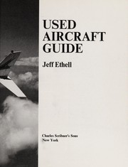 Cover of: Used aircraft guide