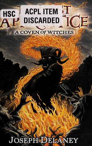 A coven of witches by Joseph Delaney