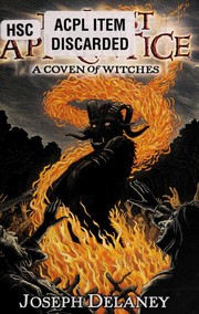Cover of: A coven of witches | Joseph Delaney