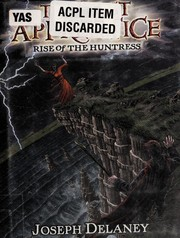 Cover of: Rise of the Huntress (The Last Apprentice #7)