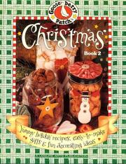 Cover of: Gooseberry Patch Christmas Book 2 (Gooseberry Patch Christmas) |