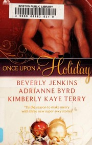 Cover of: Once Upon A Holiday |