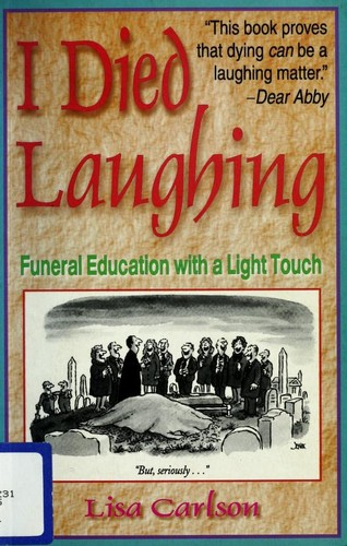 I died laughing by Lisa Carlson