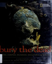 Cover of: Bury the Dead | Christopher Sloan