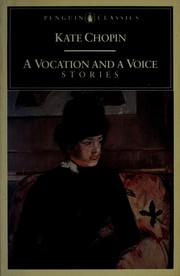 Cover of: A vocation and a voice: stories
