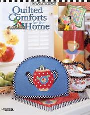 Cover of: Quilted Comforts for the Home | Mary Engelbreit