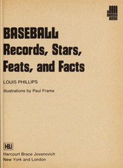 Cover of: Baseball | Louis Phillips