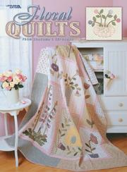 Cover of: Floral Quilts from Grandma