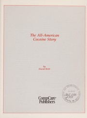 Cover of: The All American Cocaine Story | David Britt