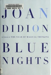 Cover of: Blue nights