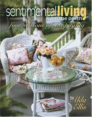 Cover of: Sentimental Living From The Porch