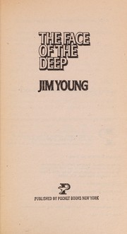 Cover of: The face of the deep | Jim Young