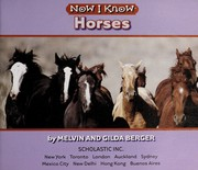 Cover of: Horses | Melvin Berger