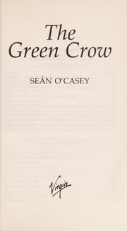 Cover of: The green crow